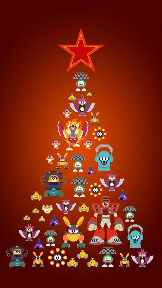 クリスマス_ツリー_タテ_トーチ