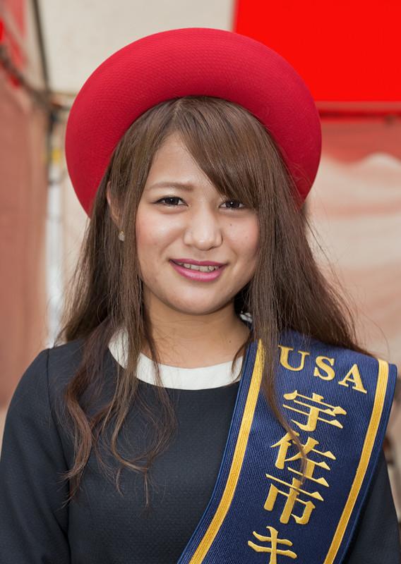 「宇佐市キャンペーンレディー」九州観光・物産フェア2015 ...