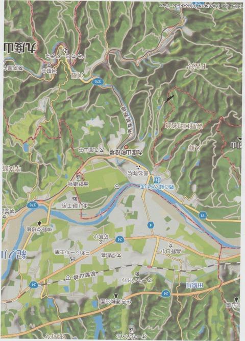 九度山地図 001
