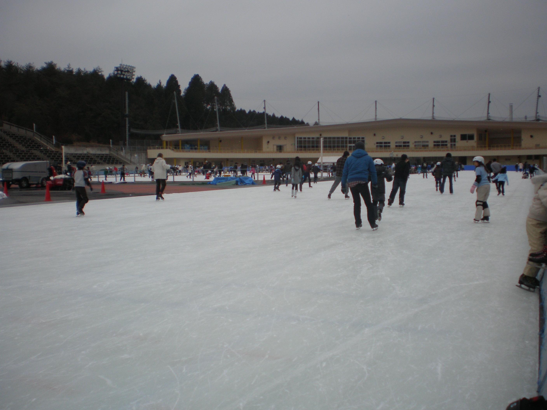 スケート 恵那