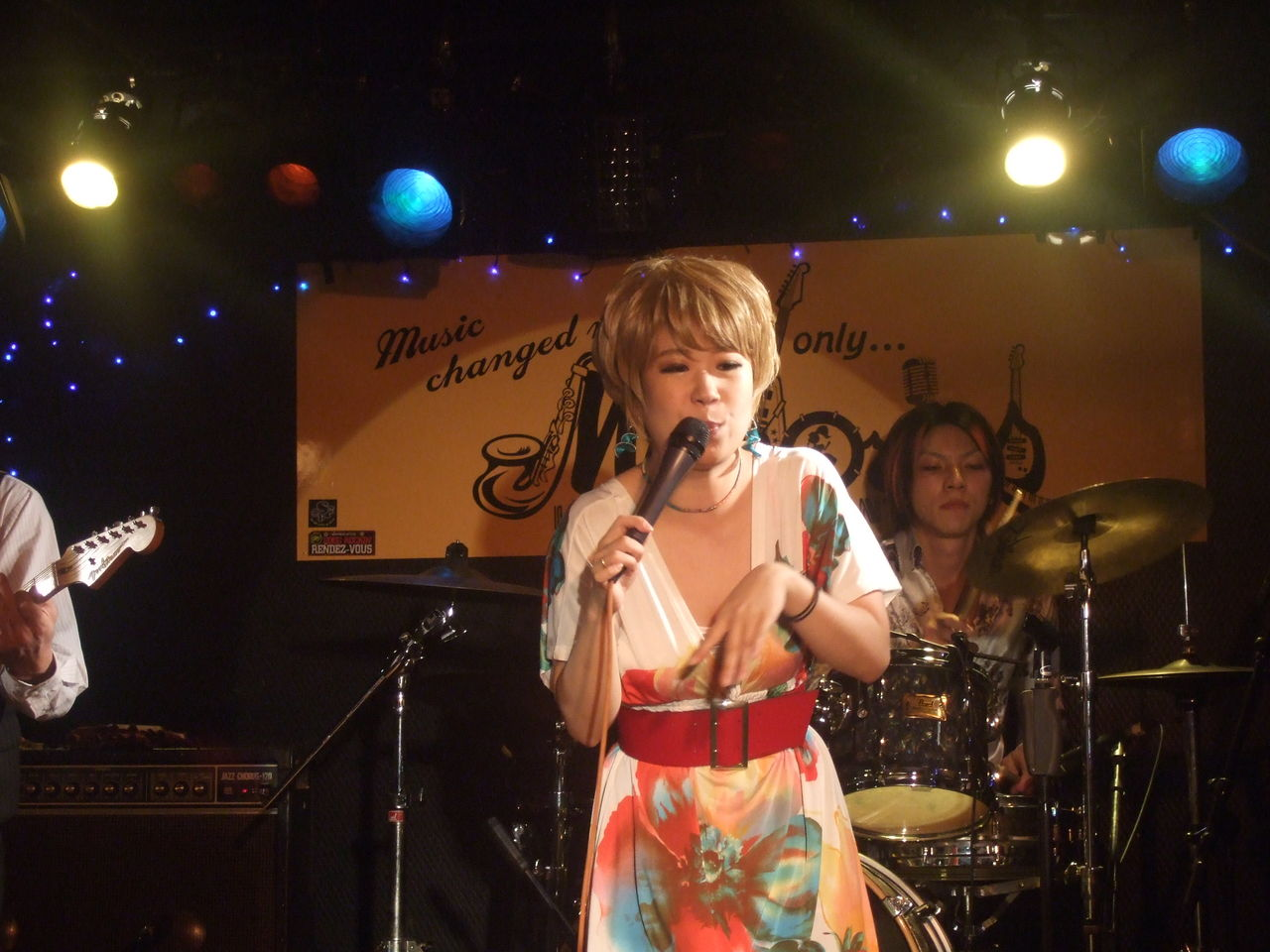 Rodoyoshiの 新宿メモリーズ buzz &momoちゃん