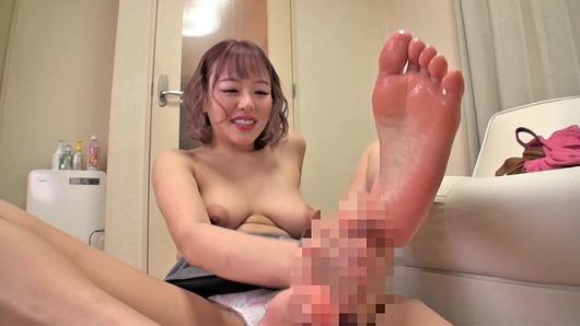 浜崎真緒の足