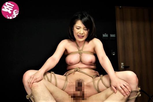 福咲れんの緊縛セックス