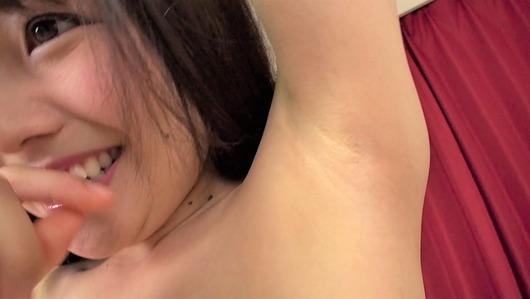 宮沢ちはるの腋