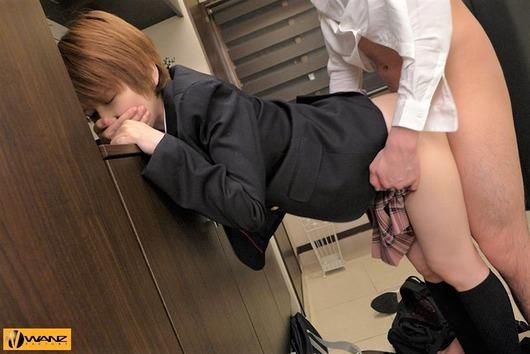 椎名そらに立ちバック
