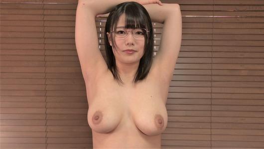 佐知子の巨乳とワキ