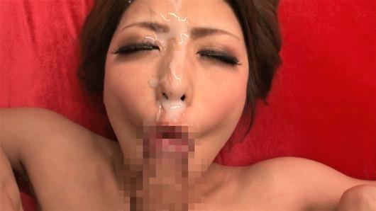 桜井あゆのお掃除フェラ