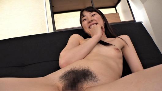 本田さとみの剛毛マン毛