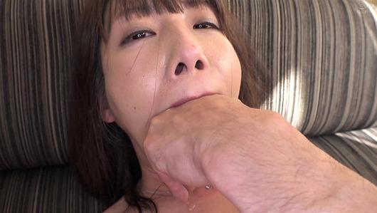 藍川美夏の鼻の穴