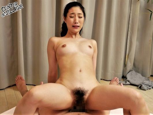 西村保奈美の剛毛マ〇コ