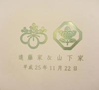 家紋Aホワイトグリーン