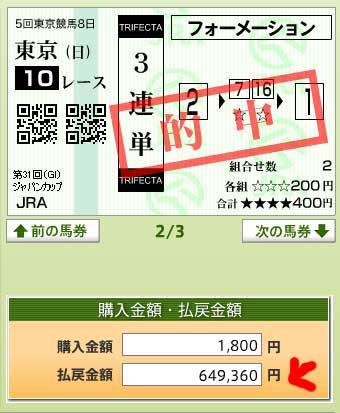 ジャパンC1