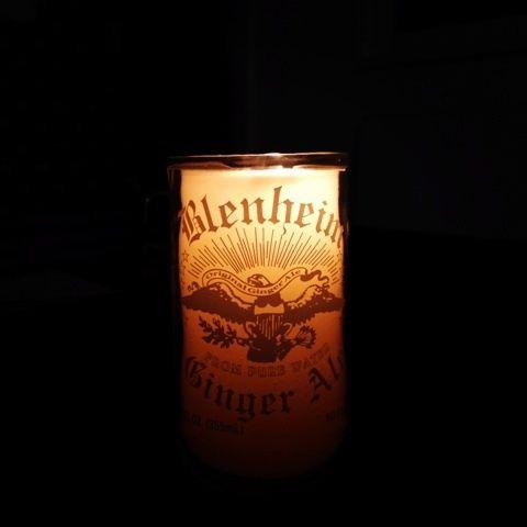 blenheim_candle