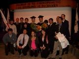 卒業式集合写真