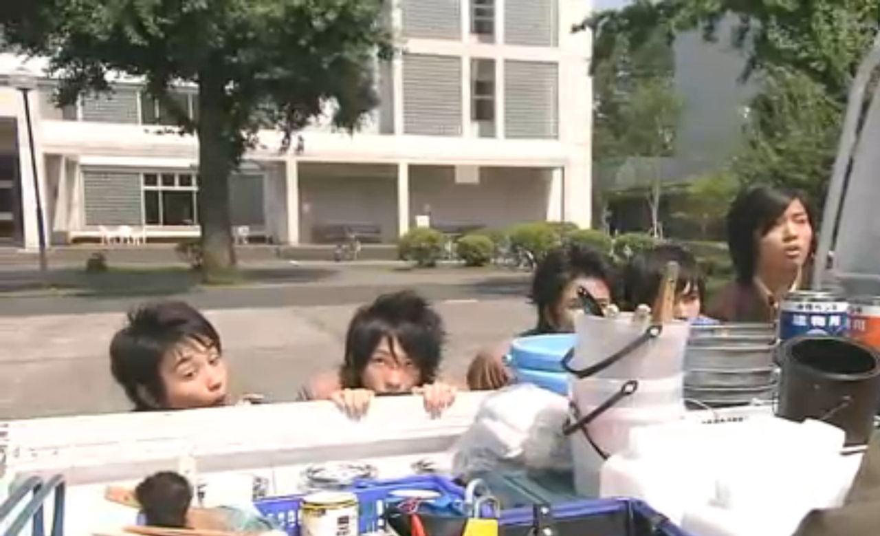 中村蒼(なかむらあおい、1991年3月4日生まれ)前田公輝(まえだごうき、1991年4月3日生まれ)「学校じゃ教えられない!」 (5)