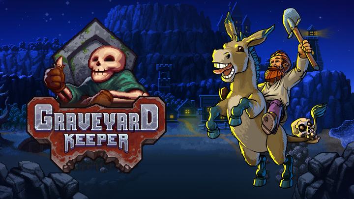 Graveyard Keeper タイトル画像