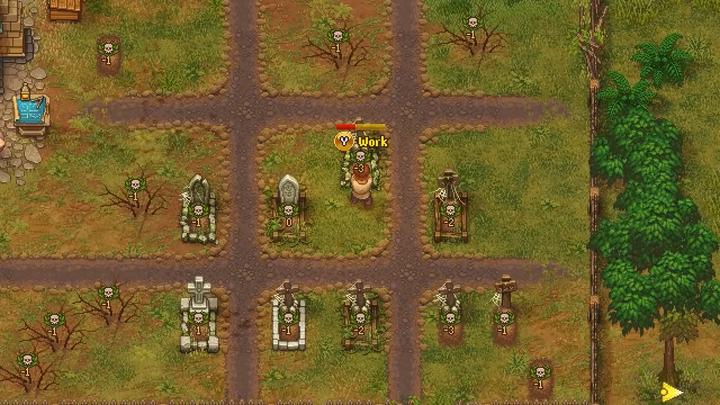 Graveyard Keeper 墓地管理