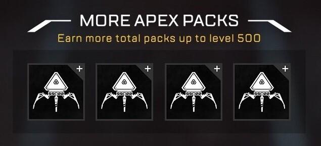 Apex 追加無料パック