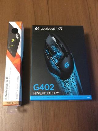Logicool G402 写真 (3)