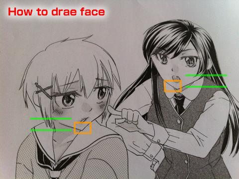 小顔とアゴ
