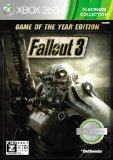 Fallout3 GAME OF THE YEAR EDITION プラチナコレクション【CEROレーティング「Z」】[18歳以上のみ対象]