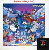 【ポイント最大5倍】【中古】PSソフト ロックマン8メタルヒーローズ(the Best)