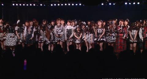 AKB48「13周年特別記念公演」後半の部セットリストまとめ