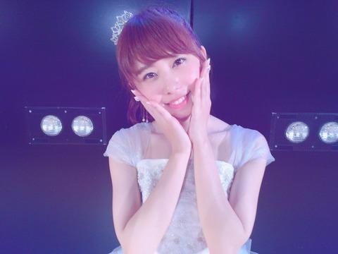 岡田彩花「AKB48を卒業して1年が経ちました」