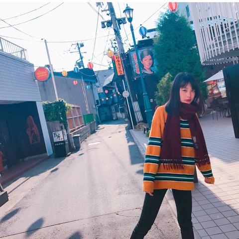 【チーム8】横山結衣ちゃんが吉永小百合の看板と勝負した結果?