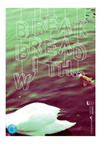 B3 POSTER 『BREAK BREAD WITH...』