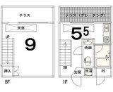 仮)桜木町マンション間取り
