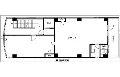 田中里ノ内町(元藤田電機)テナント2F