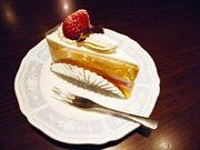 シュクレのケーキ いちごショート