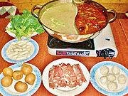 上海料理&飲茶 愉 火鍋
