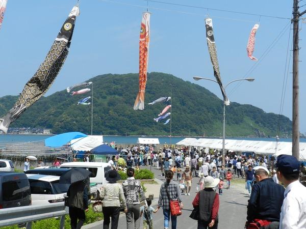 田結わかめ祭り
