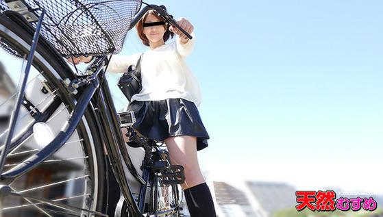 ちゃりん娘 ~ノーパンで自転車に乗ってるうちに興奮してきちゃった~