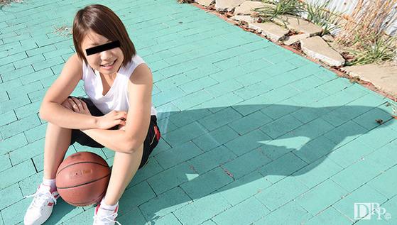 元ジュニアバスケ県代表の女の子がAV出演