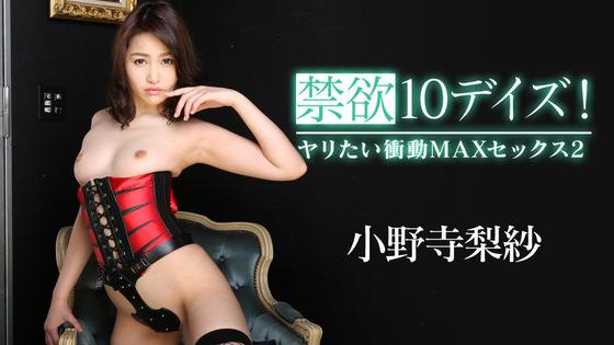 禁欲10デイズ!ヤリたい衝動MAXセックス2