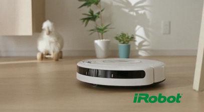 お掃除ロボット「ルンバ」