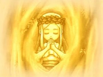 女神セレシア