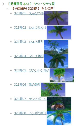 植物分類表