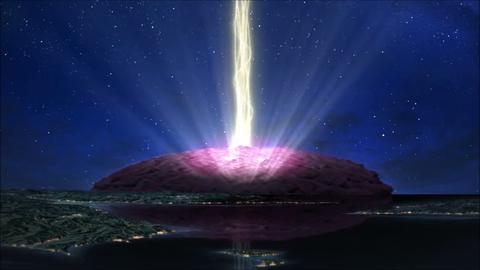 勇者覚醒の光