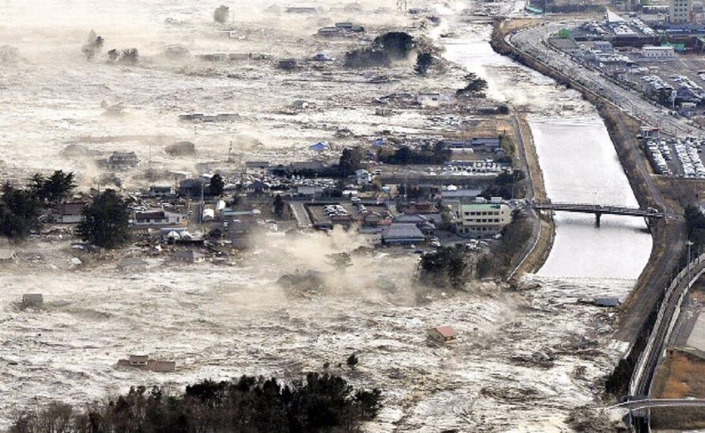 東日本大震災-大津波 -7