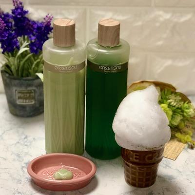 ONSENSOU温泉藻配合頭皮ケアシャンプー&トリートメント (6)