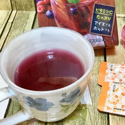 日東紅茶 フルーツ薫るサングリア (6)