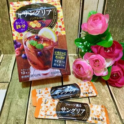 日東紅茶 フルーツ薫るサングリア (8)