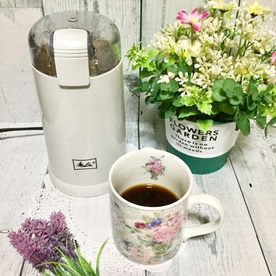 メリタ 電動コーヒーミル (4)