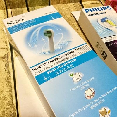 フィリップス電動歯ブラシ 替えブラシ 互換 (7)