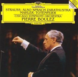 Strauss,R.SprachBoulez