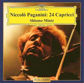 PaganiniCapricciMintz